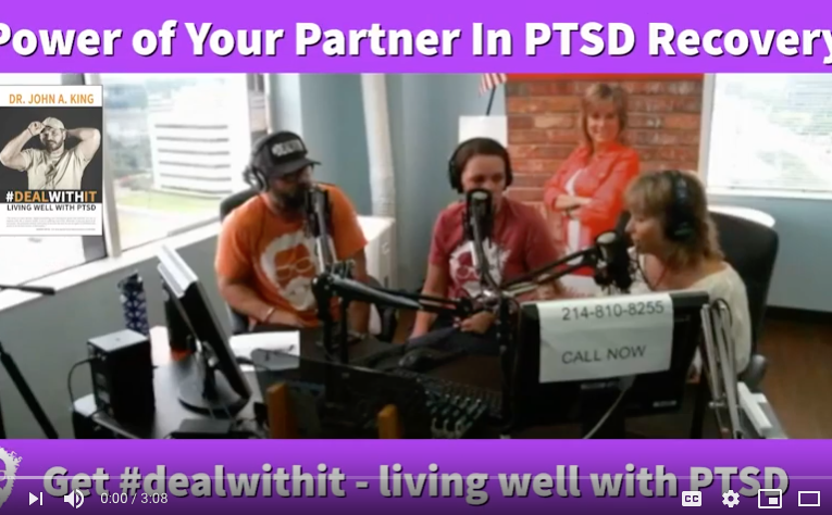 Helping Partner With PTSD