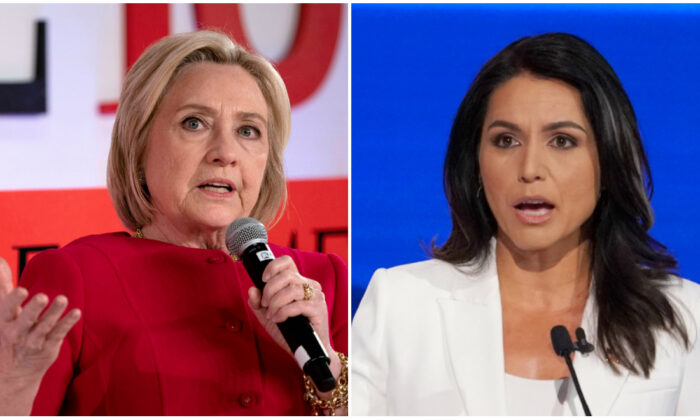 Gabbard Attorneys Demand Retraction of Hillary Clinton's 'Defamation'