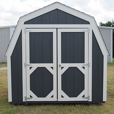 Ranch Barn Style Sheds