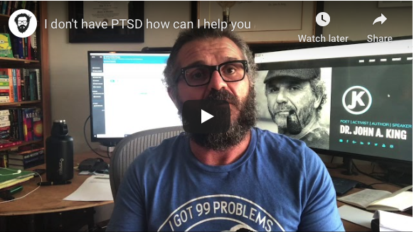 How to Help Someone With PTSD .
