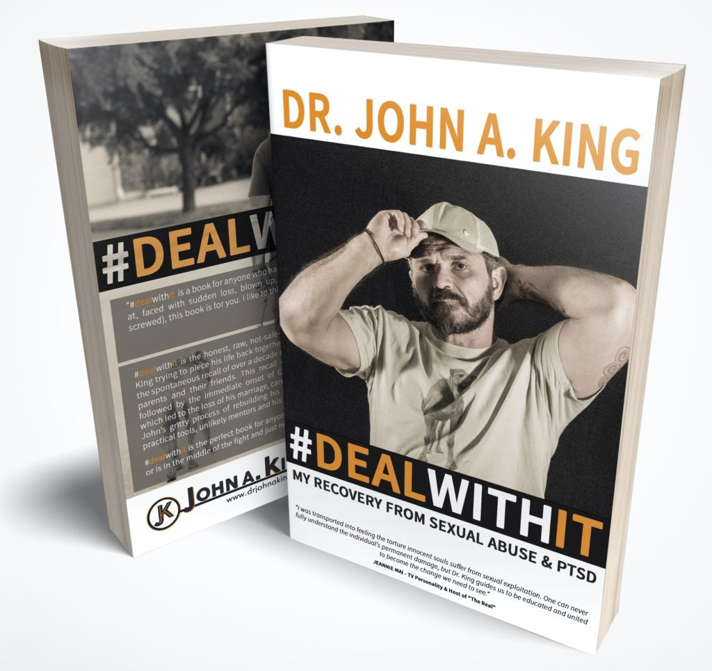 Dr John A King Dealwithit Living with PTSD